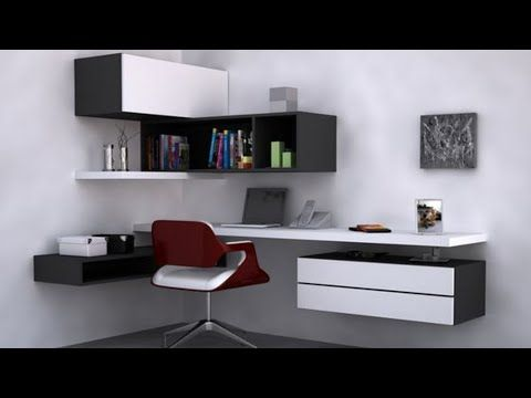 Top 20 Study Table Ideas 2019 Trends Youtube Home Office Table Modern Home Office Desk Home Interior Design