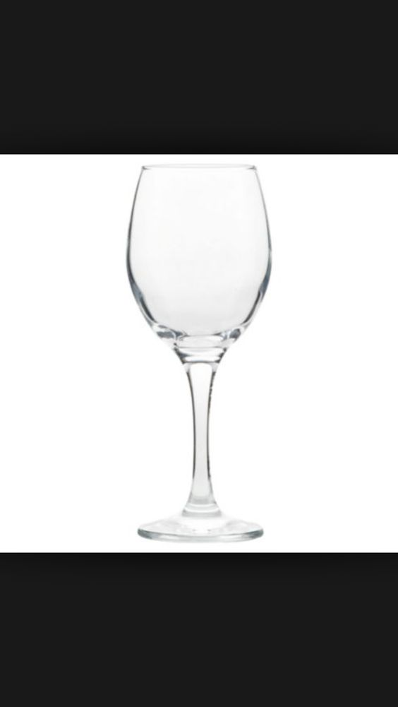 Thick flowing stem wine glass different glasses available to glitter pinterest wine stems - Wine glasses with thick stems ...