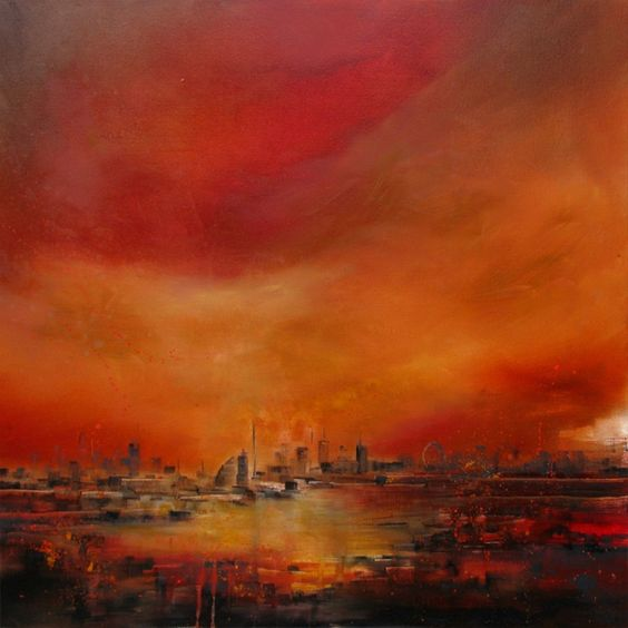 Alison Johnson ~ London Light