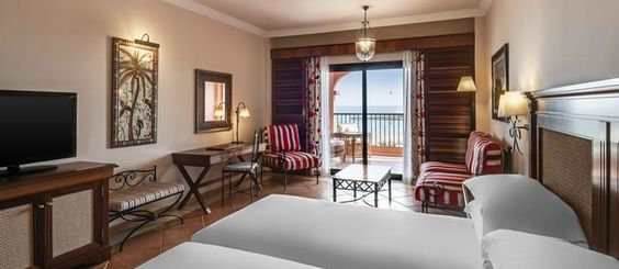 Relax in the well appointed and spacious rooms