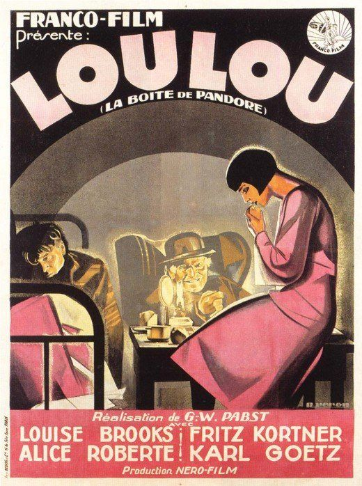 The German Expressionists even had the best film posters.