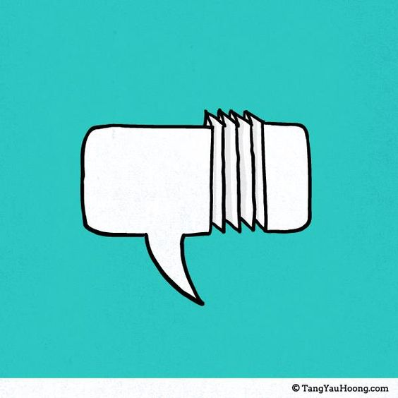"""Long story short"", Tang Yau Hoong, Drawings about talking. http://tangyauhoong.com/:"