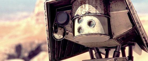 Autonomous es un corto de animación de ciencia ficción ambientado en un mundo desolado y estéril, habitado por armas de operación autónoma.