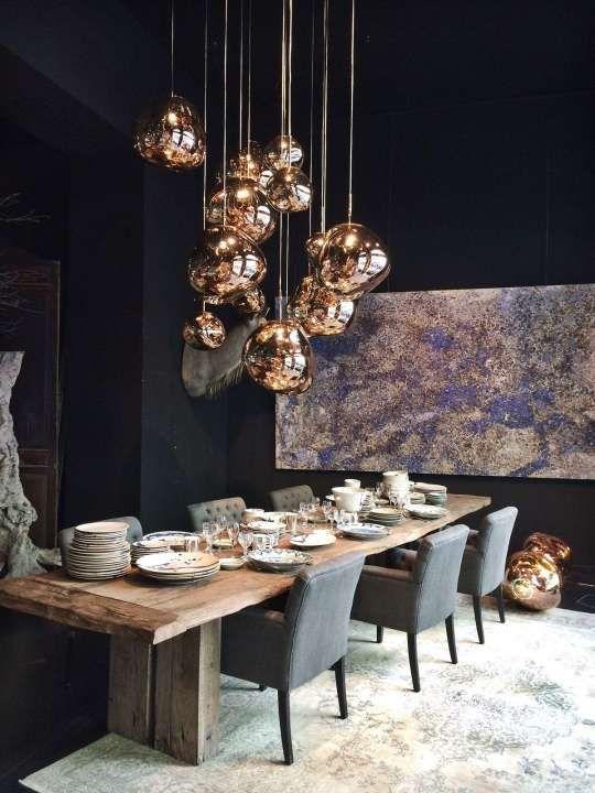 Melt Pendant Light In 2020 Dining Lighting Dining Room Chandelier Dining Room Lighting