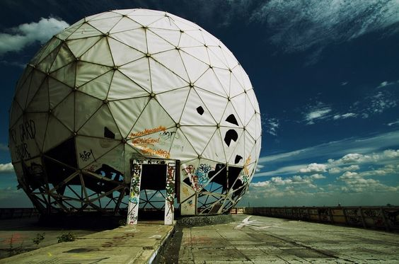 Teufelsberg by the New York Times - Fotostrasse