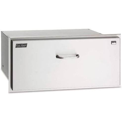 Fire Magic Select 30 Inch Masonry Drawer 33830 S Outdoor Kitchen Kits Kitchen Armoire Drawers