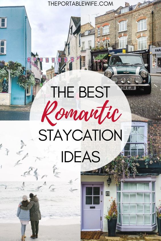 staycation ideas to save on travel