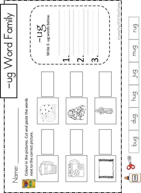 1000+ images about word families on Pinterest | Word Families ...
