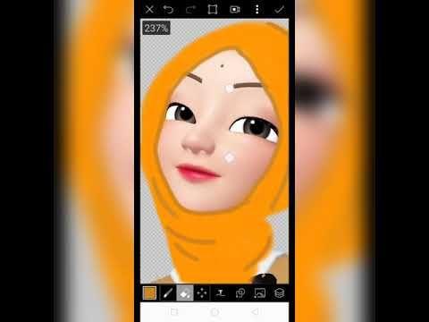 30 Gambar Kartun Zepeto Berhijab Download Hijab Gifs Tenor Download Lagi Hits Inilah 7 Cara Membuat Avatar Aplikasi Zepeto Gambar Kartun Gambar Kartun