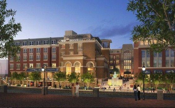 Naperville S Water Street District To Include Hotel Indigo With