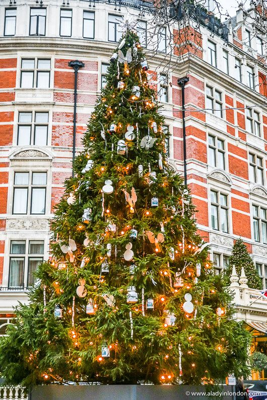 Best Christmas Tree 2020 London 5 Best Christmas Lights in London   Where to Find the Top Light