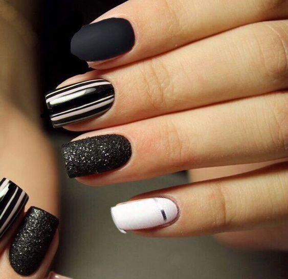 50 The Best Winter Nail Art Design Ideas Elegant Nails Elegant