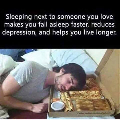 Lol Haha Smile Lol Funny Pizza Yogadowndabayou Https Www Facebook Com Yogadowndabayou Funny Food Memes Funny Single Memes How To Fall Asleep