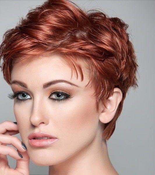 2 Rotlich Kurzes Haar Fur Ovale Gesicht Haarschnitt Kurz Kurzhaarfrisuren Haarschnitt