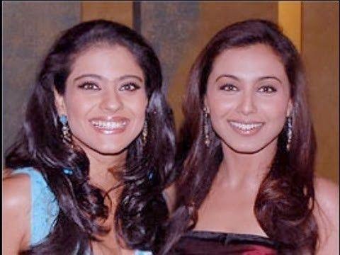 Kajol Rani Mukherjee Bollywood Stars Celebrity Pictures Vintage Bollywood