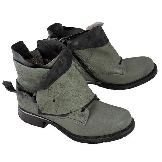 AS98 Sarita Shoe - spat with buckle