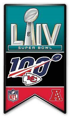 Super Bowl 54 Afc Champions Pin Kansas City Chiefs Superbowl Liv Banner Style In 2020 Kansas City Chiefs Logo Kansas City Chiefs Kansas City Chiefs Football