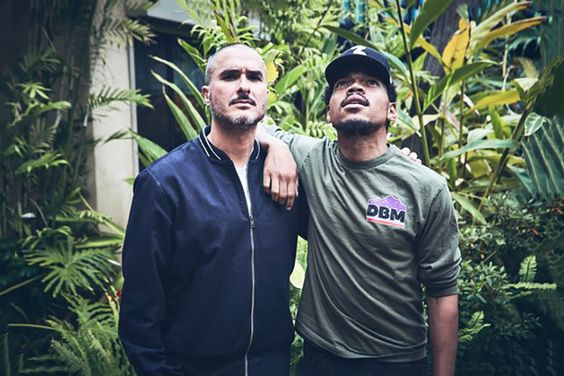 Chance The Rapper Shares Original Kanye West Demos During His Latest Zane Lowe Interview Chance The Rapper Rapper Kanye West