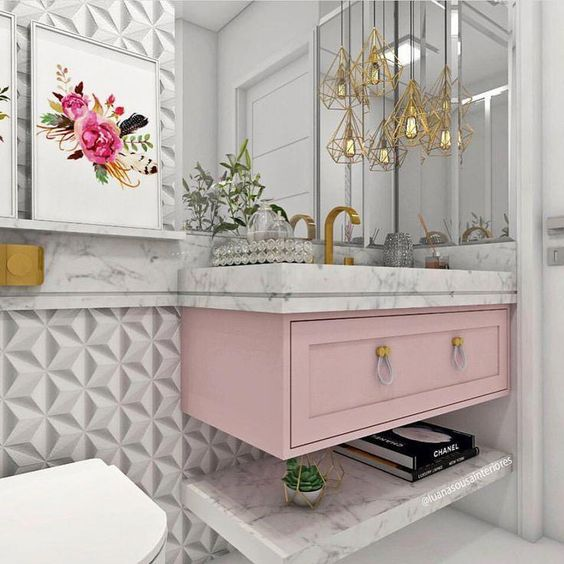58 Bathroom Design Tips To Copy Right Now