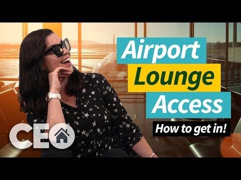 Compare Credit Cards With Complimentary Airport Lounge Access To