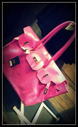 For those who heart #Pink. #OnlyPlay #Bag