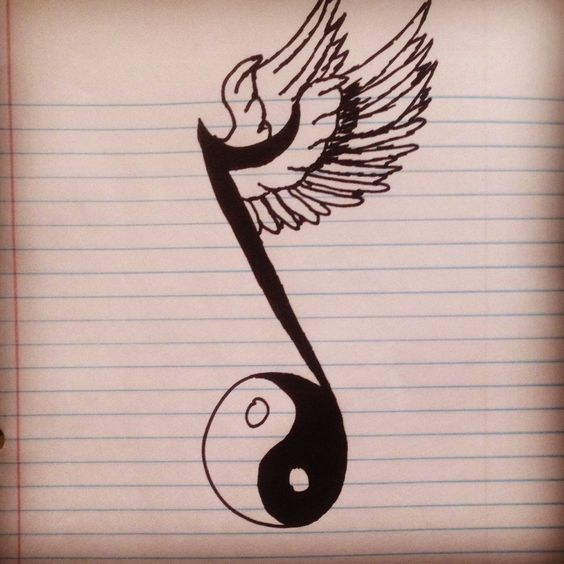 My best friend draw this. | Other/Tattoo's | Pinterest ...