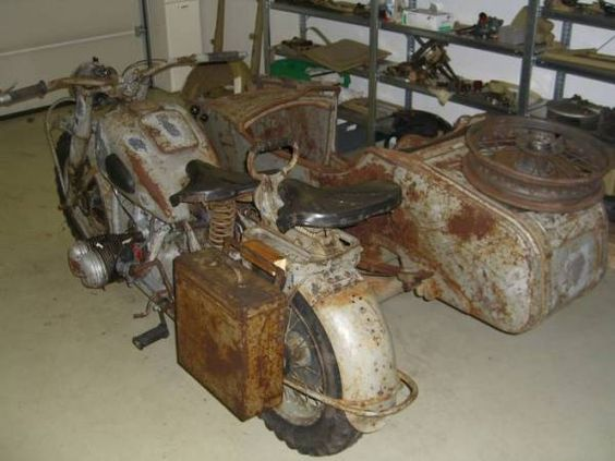 bmw r75 ww2 sidecars and sidehacks pinterest bmw. Black Bedroom Furniture Sets. Home Design Ideas