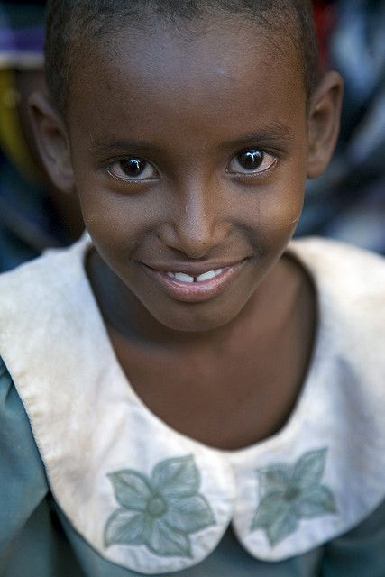 """Somali refugee children: """"although war is traumatizing for refugee children, many are quite resilient."""""""