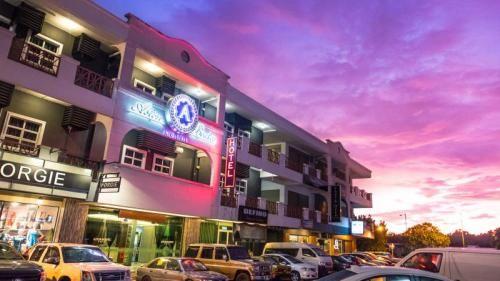 Aston Boutec Hotel Kota Kinabalu Memang Murah Dari Rm98 8 47 Http Bit Ly 2ymsh1q Kota Kinabalu Hotel Kota