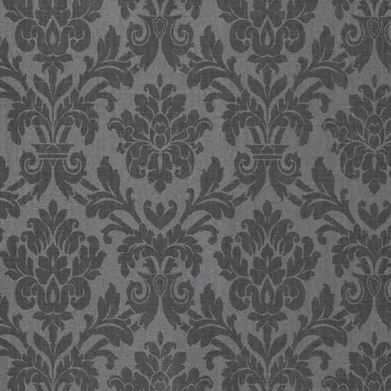 Beaune Graphite Grey Damask 3300025   244 Jackson   Pinterest   Grey damask  wallpaper, Damasks and Damask wallpaper - Beaune Graphite Grey Damask 3300025 244 Jackson Pinterest