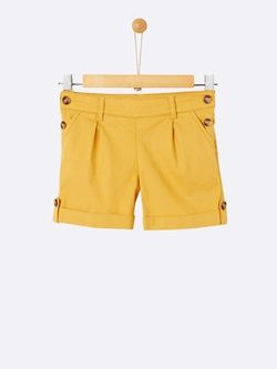 SHORT FILLE CHINO