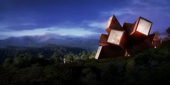 10 architects create their fantasy homes