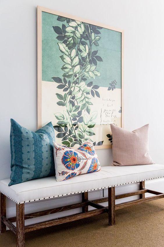 Charming Bright Home Decor