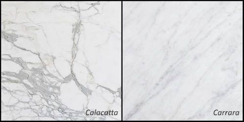 Carrara Vs Calacatta Marble Wisconsin Calcatta Marble