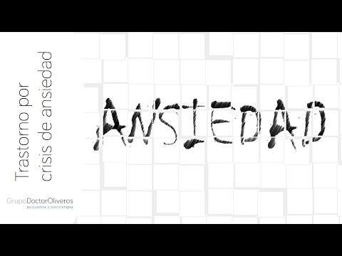 2.1.- Ansiedad: Trastorno por crisis de ansiedad y agorafobia (Dr.Sergio…