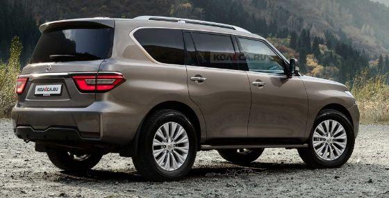 2020 Nissan Patrol Price Specs And Model Nissan Patrol Nissan Nissan Armada