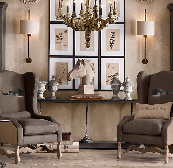 19th C. French Zinc And Cast Iron Console Table   Console Tables   Restoration  Hardware   Decorating Ideas   Pinterest   Iron Console Table, Cast Iron And  ...