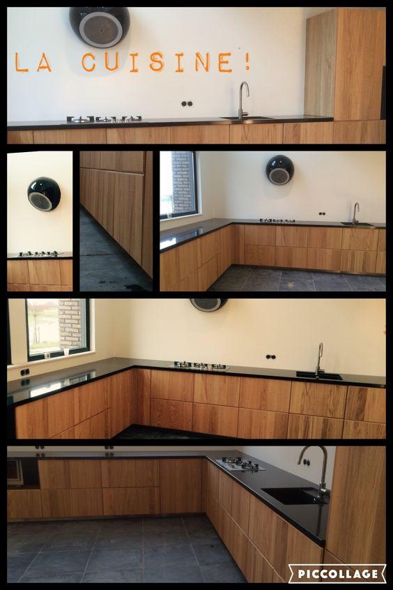 IKEA Hyttan Eigen ontwerp Keuken is geworden wat het