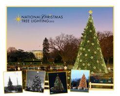 2013 National Christmas Tree Lighting Performers | 2013 National Christmas Tree Lighting Forte Tenors  Dec. 6.