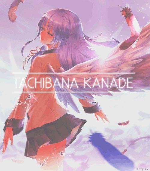 Tachibana Kanade (Angel Beats)