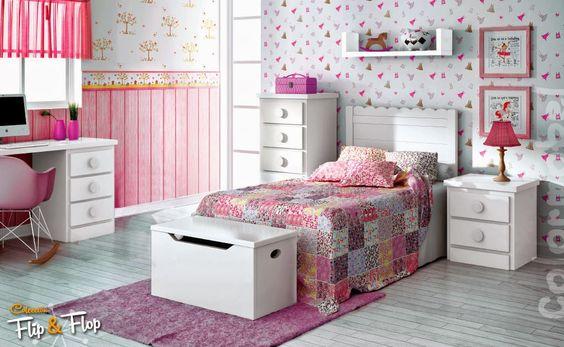 Dormitorios infantiles para ni as ni os de 0 1 2 3 4 y 5 for Habitaciones infantiles nina 3 anos