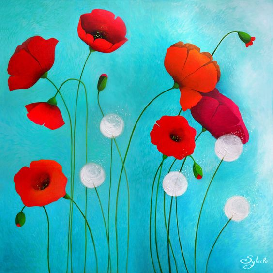Poppy by Sybile