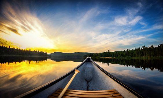 Parc National de la Mauricie  Shawinigan - Quebec - Canada