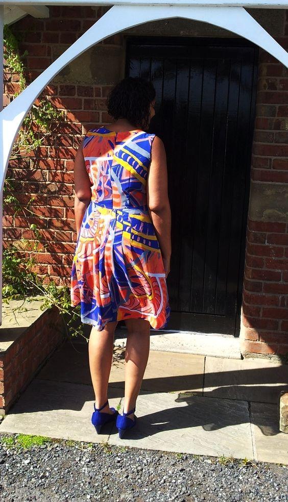 Pattern Reviews> Vogue Patterns> 1223 (misses dress)