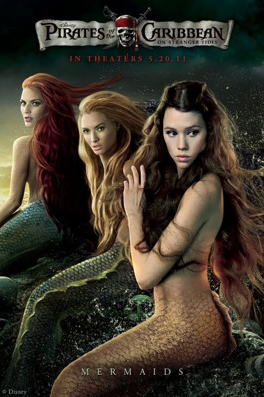 The Mermaids I Think Made This Otherwise Eh Film Would