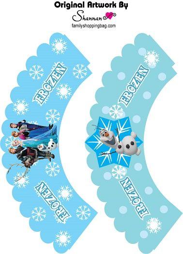 Wrappers de Frozen para descargar gratis