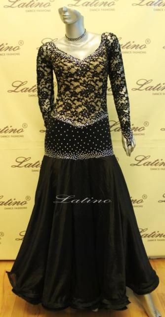 Tango dress/Latino dresses.com dress number BALLROOM COMPETITION DRESS (130651268329)