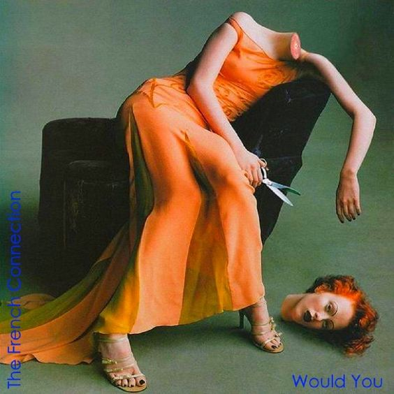 "Hello ! This is The French Connection . Watch ""Would You"" Video at https://www.youtube.com/watch?v=Lotd_-q90Ts  Keep in Touch ."