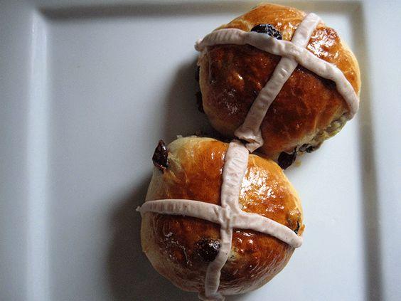 Hot Cross Buns | Recipe | Posts, High altitude baking and Buns