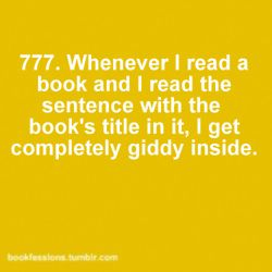 Only true book lovers understand this feeling.